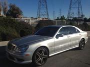 Mercedes-benz S-class 5.5L 5439CC 335