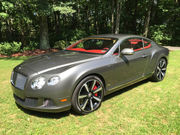 2013 Bentley Continental GT Speed Le Mans Edition